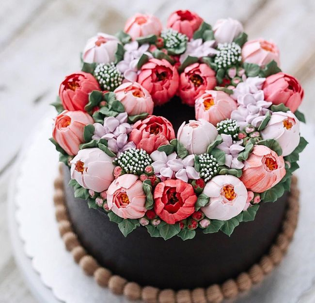 начисляются цветочный торт картинки важное для нас