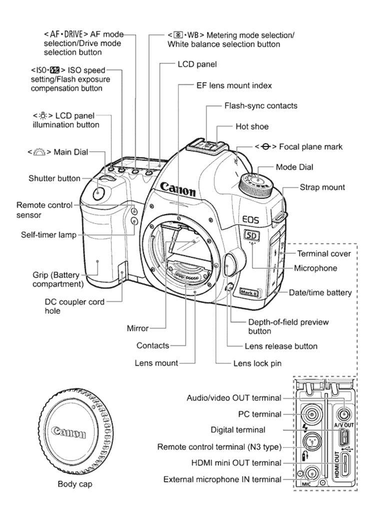 Symbols Good Looking Camera Diagram Makayla Kunkle For Kids Screen Shot Crossword App Software Labeled Par Camera Drawing Camera Photography Editing Background
