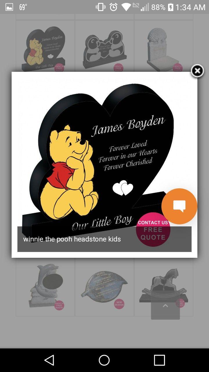 Pin On Baby Kids Headstone Decor
