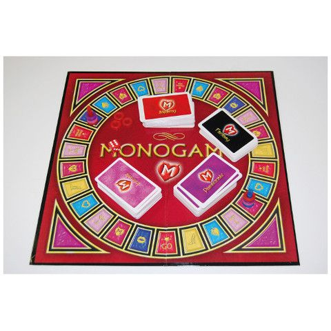 Monogamy Board Game – the most popular couples game - £24.99
