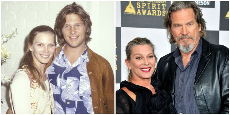 Jeff Bridges Knew He Was Going To Marry His Wife The Moment They Met