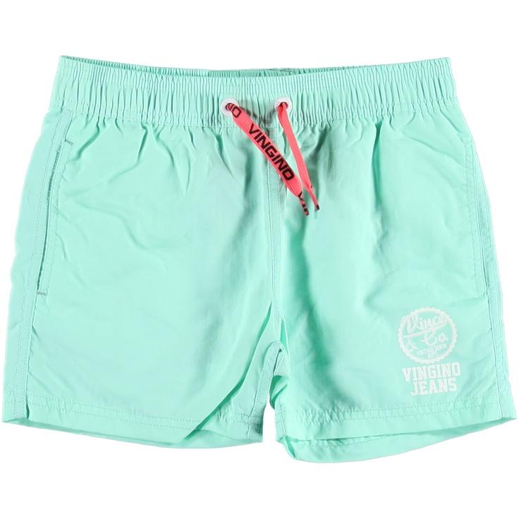 Zwembroek Luwe Mint Green | Vingino | Daan en Lotje https://daanenlotje.com/kids/jongens/vingino-zwembroek-luwe-mint-green-001612