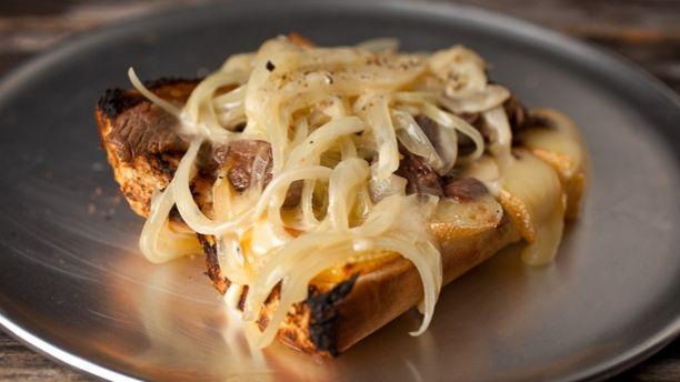 Sandwich steak Philly