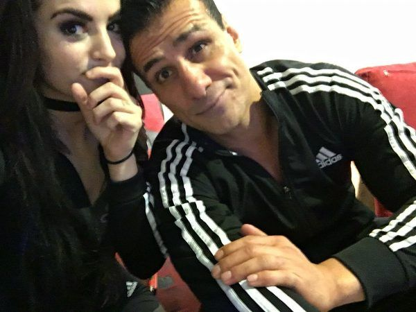 WWE Superstar Paige Tweets Open Love Letter To Alberto Del Rio