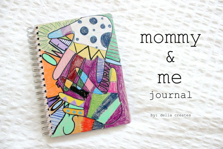 it's always autumn - itsalwaysautumn - STL: Mommy and Me journal with Delia from Delia Creates