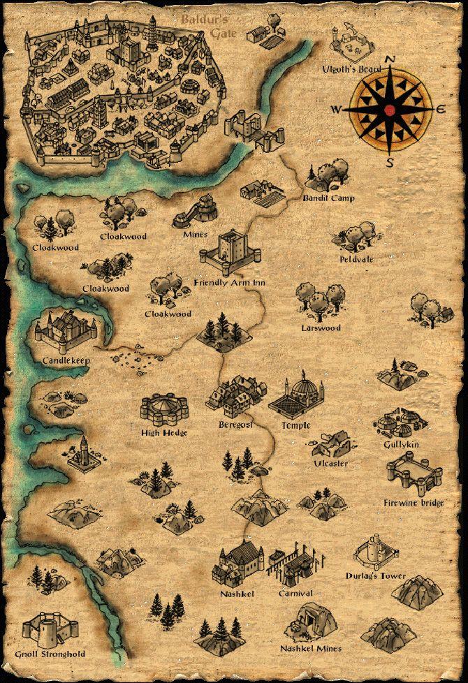 Cartografia dos games