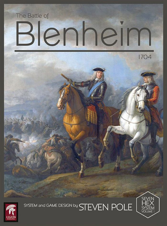 'The Battle of Blenheim 1704' is Now Available from Legion Wargames