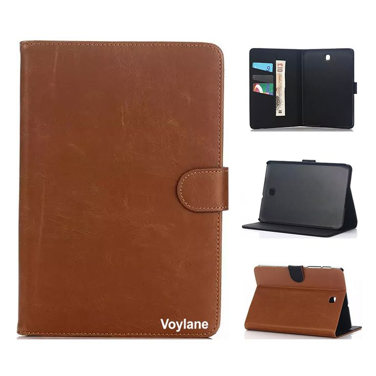 For SAMSUNG Galaxy tab S2 8.0 crazy horse PU leather protective case,high quality cover for SAMSUNG tab S2 8.0 T710/T715