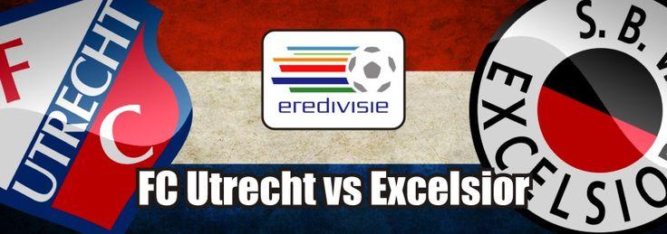FC Utrecht vs Excelsior Stream Live - http://footballstream.live/fc-utrecht-vs-excelsior-stream-live/