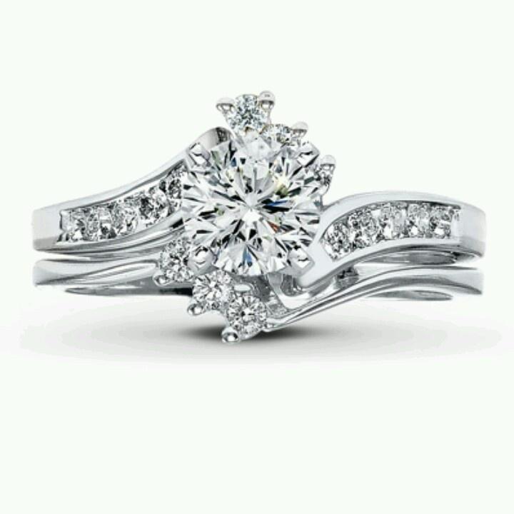 Jared engagement ring Rustic fall wedding
