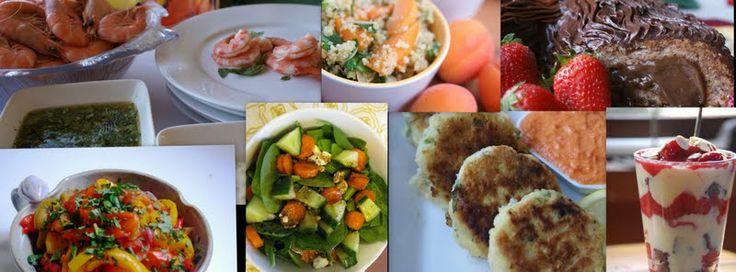 Seafood and Salads
