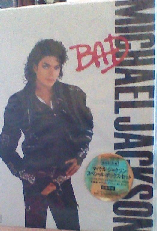 MICHAEL JACKSON BAD COMPACT DISC JAPAN CD SPECIAL BOX SET  SEALED   | eBay