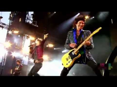 The Rolling Stones Shred - YouTube
