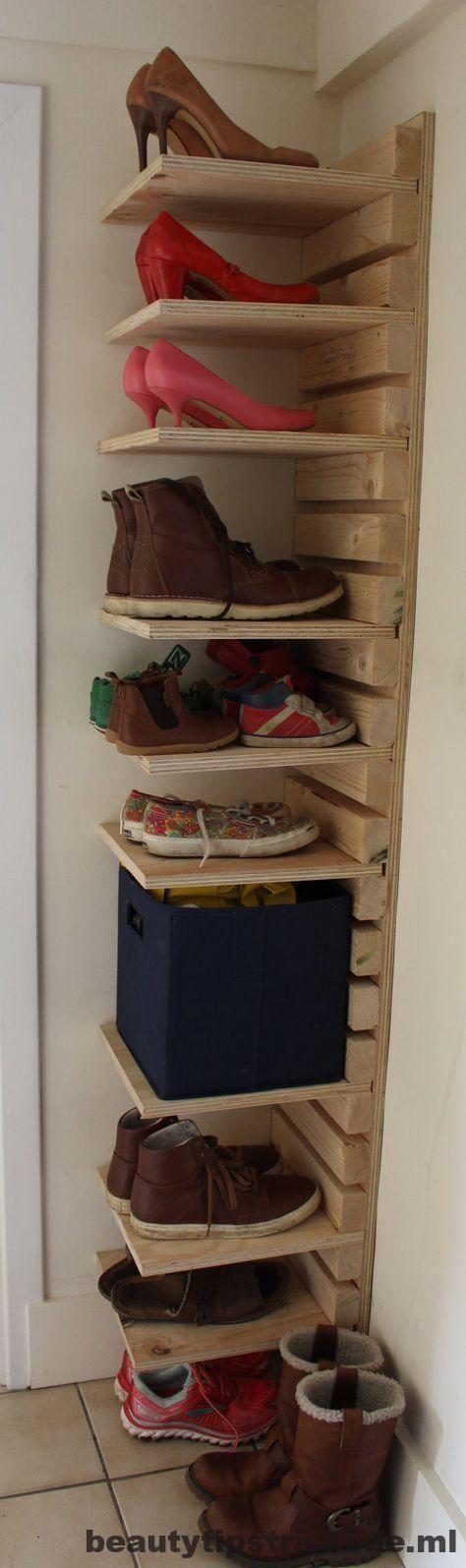 Garderobe #Wandrobe – Diy