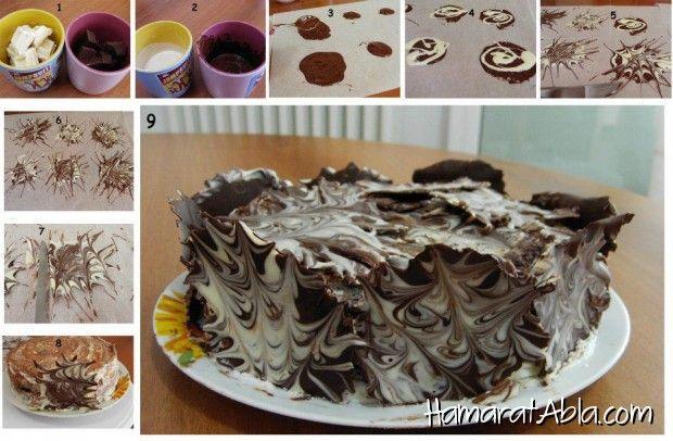 Pasta yapmak kadar pasta süslemekte bilgi gerektirir. İşte pasta süsleme hakkında pratik ve kolay teknikler.