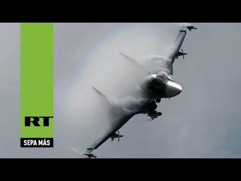 Rusia destruye un búnker subterráneo del EI con explosivos en Raqqa