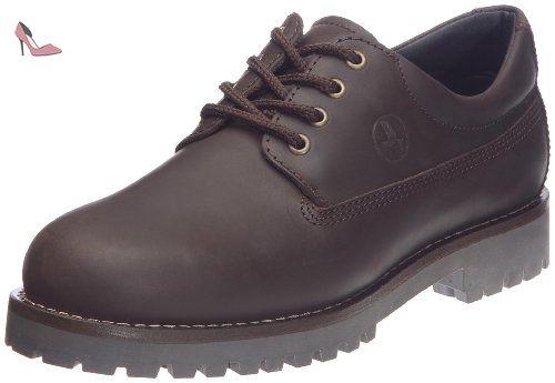 Aigle - Galego - Chaussure multisport outdoor - Homme - Marron (Marron/Foncé) - 41 EU (7.5 UK) - Chaussures aigle (*Partner-Link)