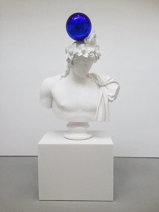 Antinous, Jeff Koons