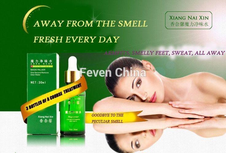 Eficaz Unisex magia remover corpo Odor da água desodorante para homens mulheres axilas hircismus mais limpas desodorante antiperspirante - Perfumaria e Cosmeticos