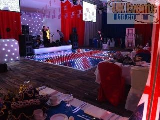 British Themed Party
