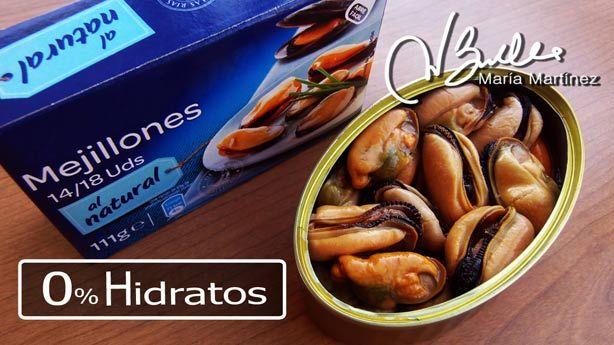 {Dieta Dukan} Latas de Conservas: atún, mejillones, sardinas en Carrefour