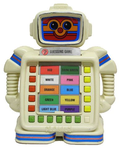 Retro Revelations: Childhood Memories: 80s Robot Toys