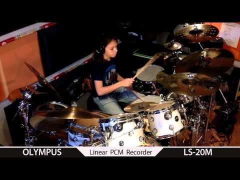 Igor Falecki - Sound of Muzak cover - Porcupine Tree ( 11 y old )