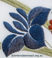 embroidery   - Embroiderers' Guild ACT