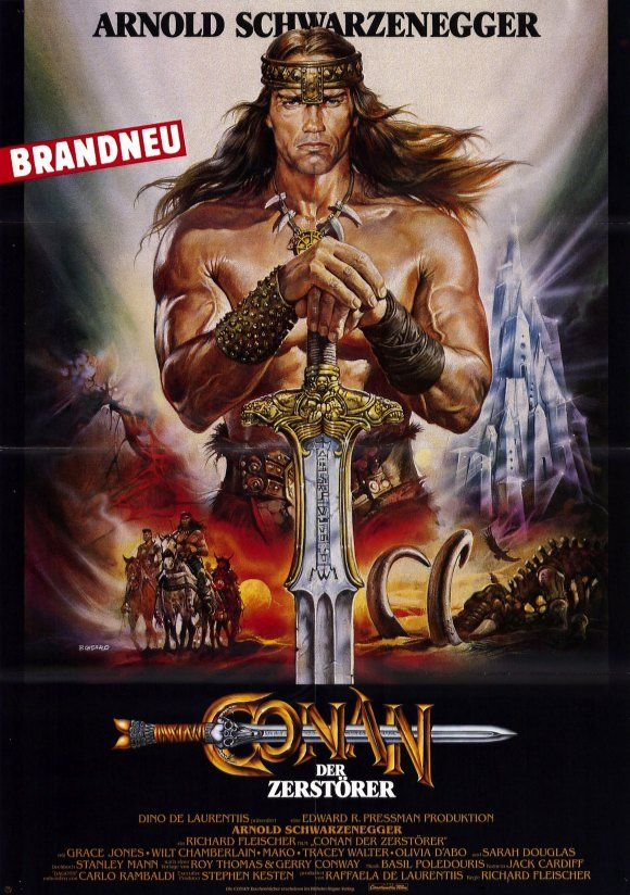 Conan the Destroyer (1984)