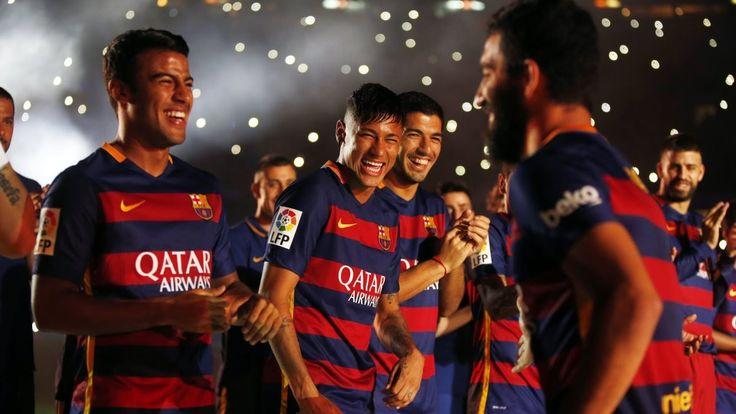 FC Barcelona 2015/16 presentation [FULL VERSION] - YouTube
