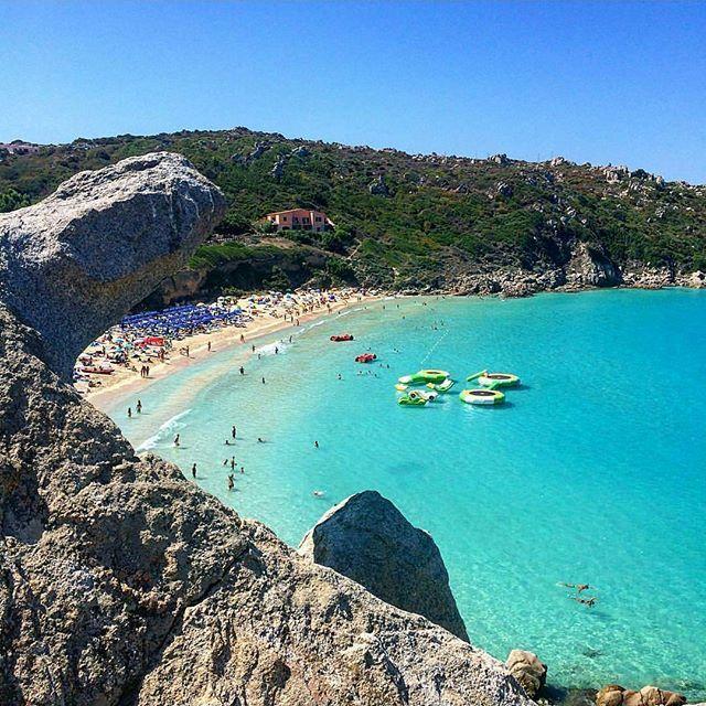 La meravigliosa Spiaggia di Rena Bianca - Santa Teresa di Gallura - Sardegna