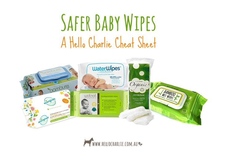 Wipes are one of the most used products for baby, but how safe are the ingredients? Hello Charlie reviews natural baby wipes and the supermarket brands.