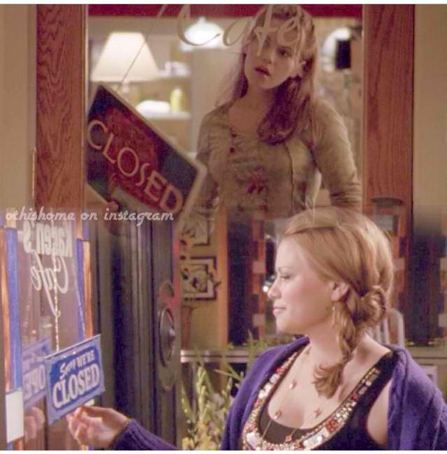 Season 1 and 8 Haley James Scott - Karens Cafe