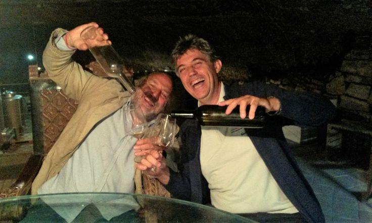 """Azienda vinicola """" Naturale """" Camerlengo nel Vulture: quando la gioia di vivere…"""