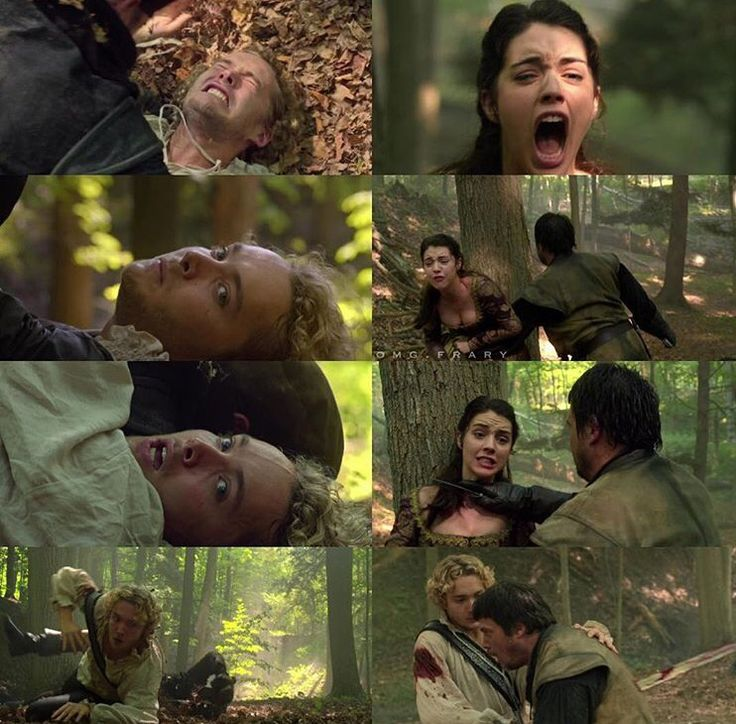 Francis and Mary || Reign 3x05