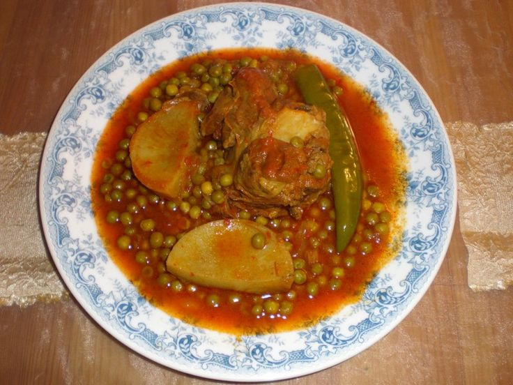 17 best images about tunisian delicious food on pinterest for Cuisine tunisienne