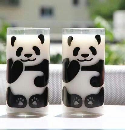 Panda milk