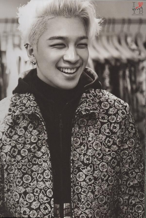 G-Dragon x Taeyang In Paris 2014 Photo Book #BIGBANG