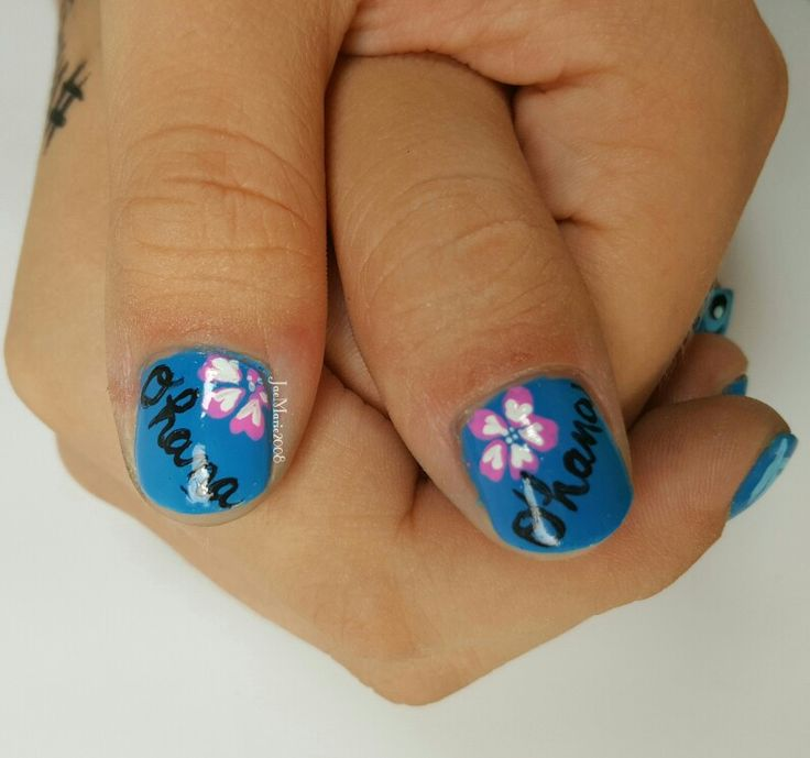 Nail Art Stitch: 17 Best Images About My Nail Art Designs-JaeMarie2008 On