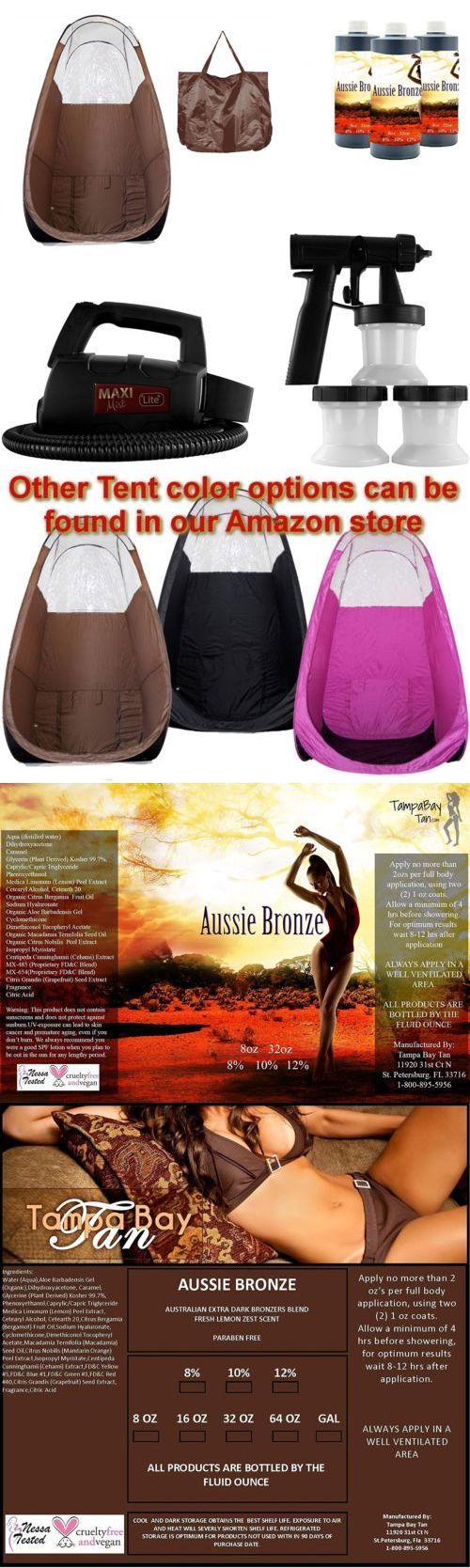 Airbrush Tanning Kits: Maxi-Mist Lite Plus Hvlp Sunless Spray Tanning Kit Tent Machine Airbrush Tan -> BUY IT NOW ONLY: $292.52 on eBay!
