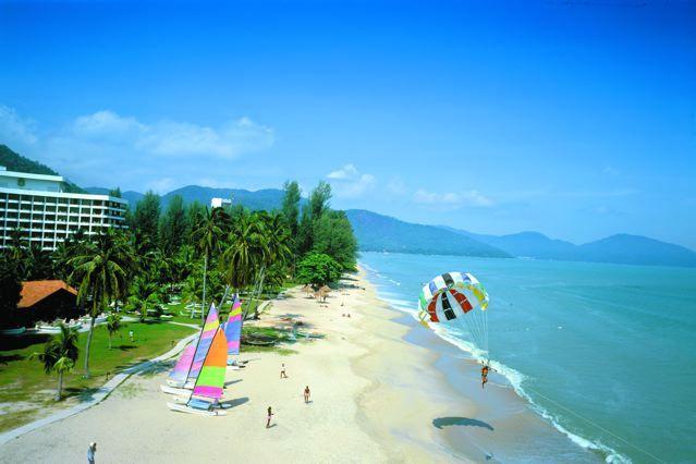 الاماكن السياحية فى ماليزيا , بينانج , ماليزيا