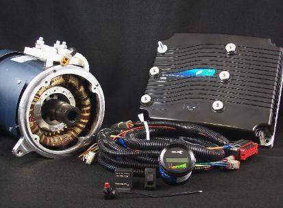 electric car parts conversion motor warp impulse netgain series DC