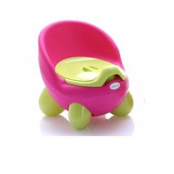 จัดส่งฟรี  a*bloom กระโถน โถนั่งเด็ก Baby Toilet Training Seat (สีชมพู)  ราคาเพียง  490 บาท  เท่านั้น คุณสมบัติ มีดังนี้ วัสดุ PP คุณภาพดี แข็งแรง ทนทาน และ ปลอดภัยสำหรับเด็ก ออกแบบมาเพื่อรองรับสรีระของเด็กได้อย่างเหมาะสม ทำความสะอาดง่าย ใช้งานง่าย ไม่เลอะ สกปรก หรือ รั่ว สีสันสดใส สวยงาม น่าใช้