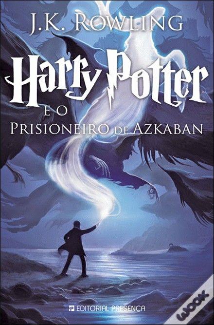 Harry Potter e o Prisioneiro de Azkaban, J. K. Rowling