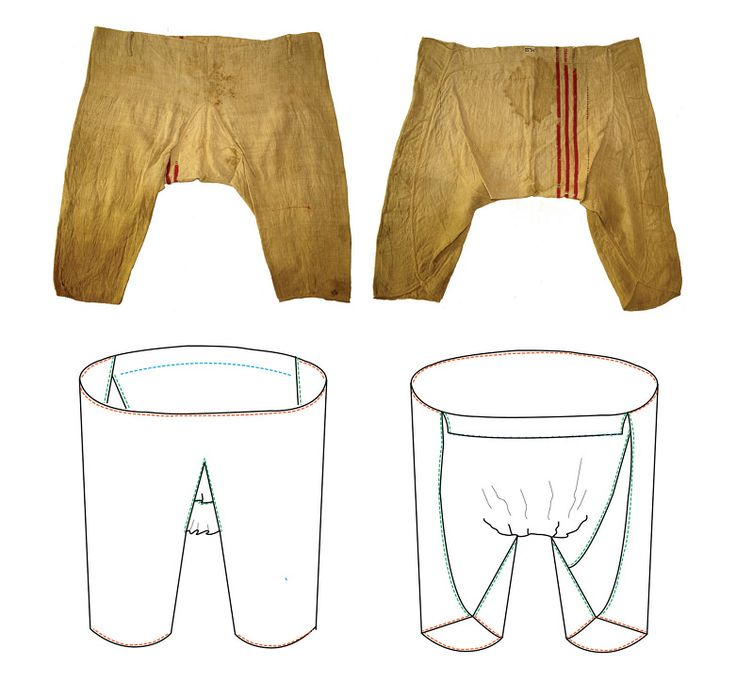 how to make medieval trousers
