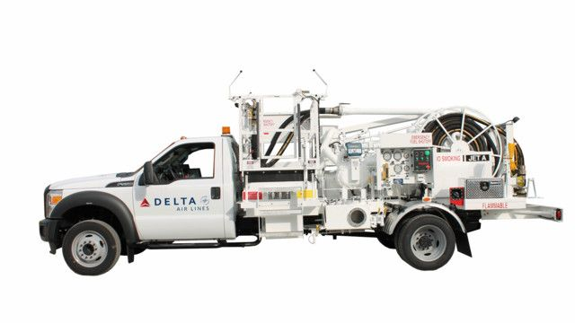 Delta selects BETA for supply of 10  HT-800 hydrant dispensers to the airline's Atlanta airport operations.