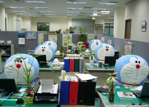 20 best doraemon images on pinterest doraemon childhood - Organiser un bureau ...