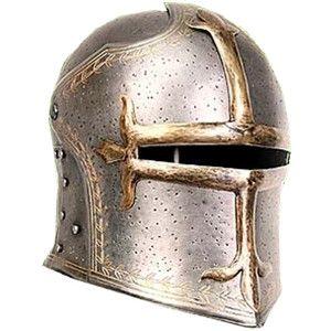 Medieval Knight Helmet | Medieval Knight Loxley Helmet - Polyvore