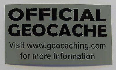 geocache stash note - Google Search