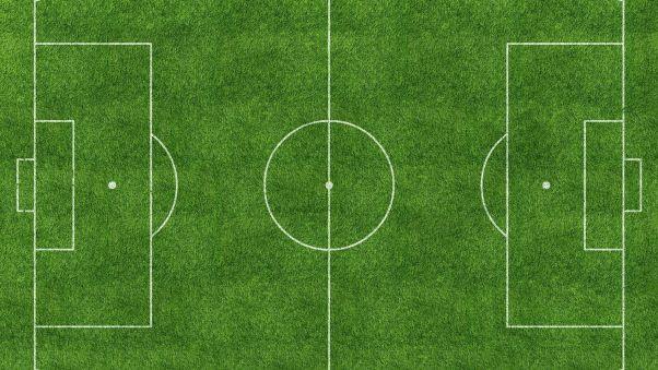 Wallpaper Field Football Marking Green Football Pitch Football Wallpaper Soccer Stadium